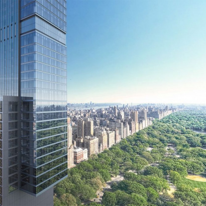 Central Park Tower 217 West 57th Street