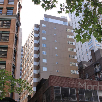 FortyGold - 40 Gold Street - Rental Development