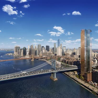 One Manhattan Square - condos