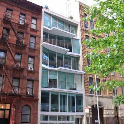 The Modern 343 West 16th Street Green Building in Chelsea