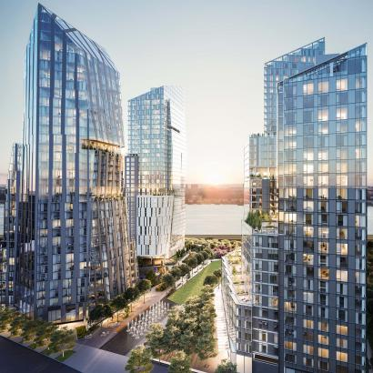 Condos for sale at Two Waterline Square in Manhattan