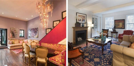 Steve Madden Lists UES Townhouse; Maurice Sendak Co-op Hits the Market