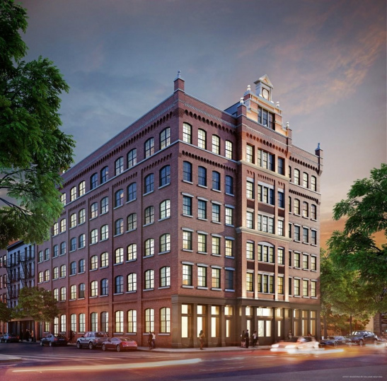 Condo Conversion Revealed at 36 Bleecker Street — The Schumacher