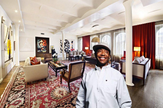 Hip Hop Mogul Russell Simmons lists NYC Apartment for $11M