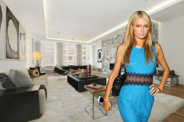 738 Broadway Paris Hilton