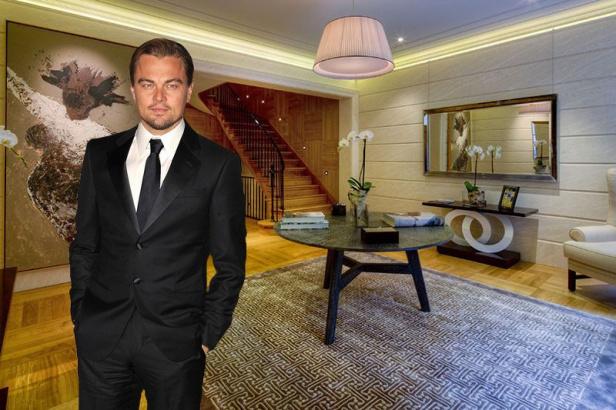 Leonardo DiCaprio on Hunt for New York Apartment
