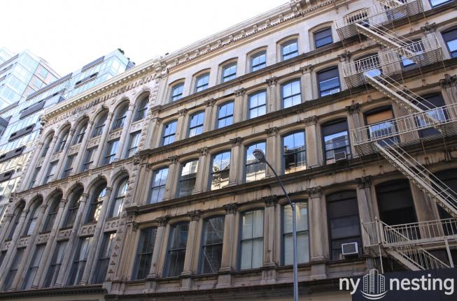 The Tribeca Lofts 78 Leonard Street