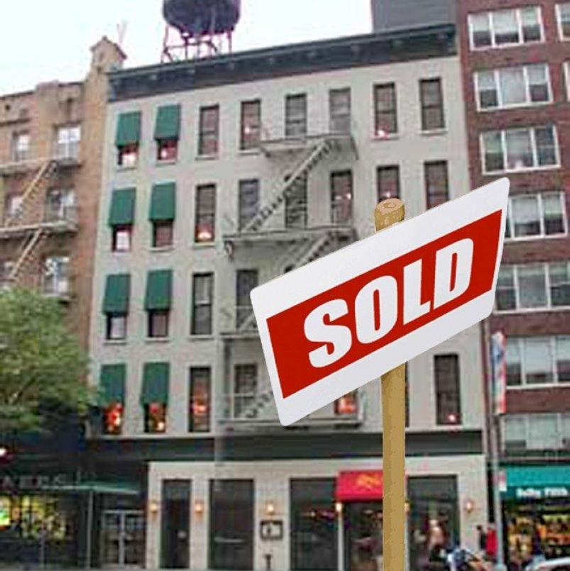 1059 Third Avenue Sold and up for Condo Conversion