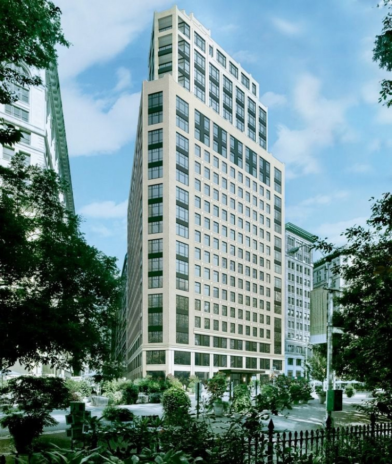 10 Madison Square West renderings