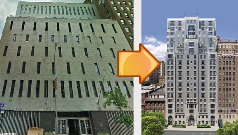 135 East 79 Street Condominium Development