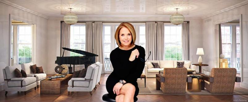 News Anchor Katie Couric Snags a $12M Condo