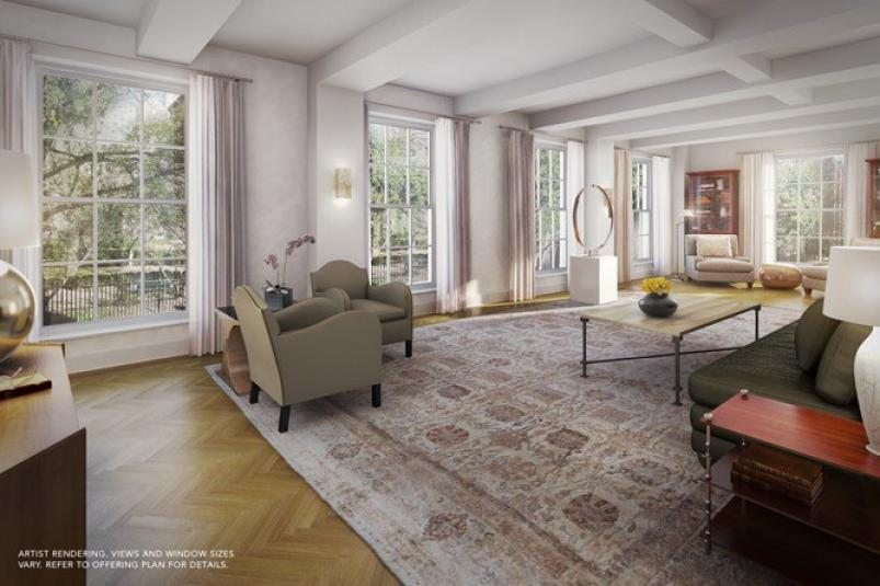 18 Gramercy Park Penthouse sells for $42M