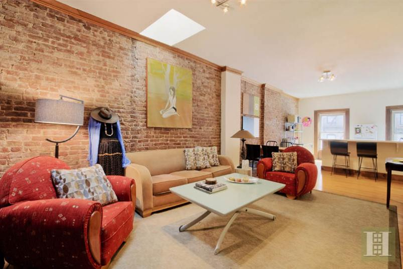 Kerry Washington's Former Harlem Pad Lists for $2.9M