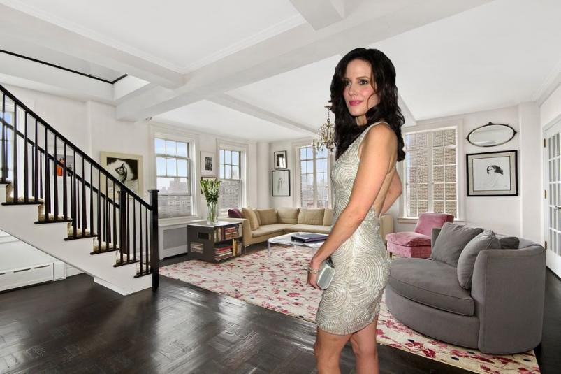 32 Washington Square West Mary-Louise Parker