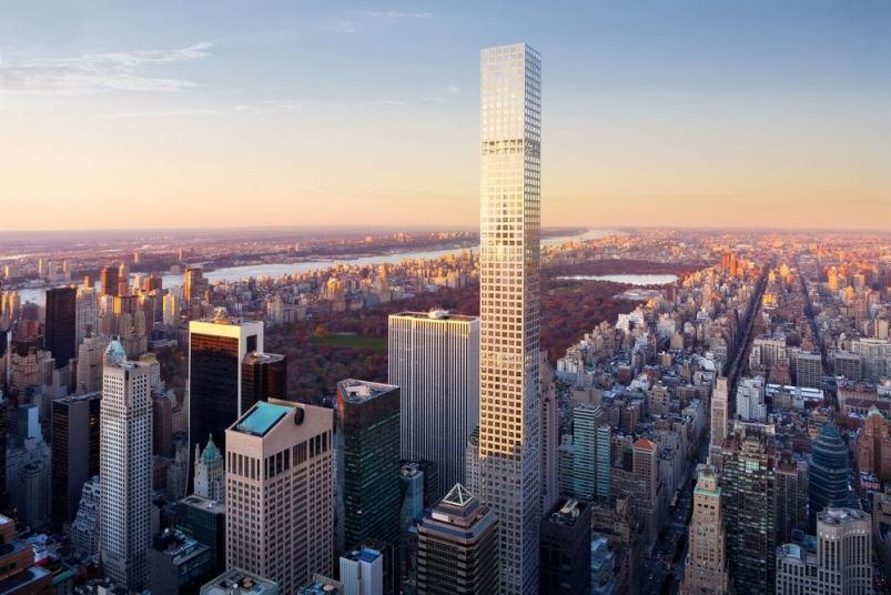 432 PARK AVENUE nyc building