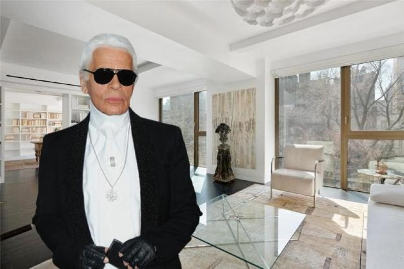 Karl Lagerfeld Sells NYC Co-op for $4.5M