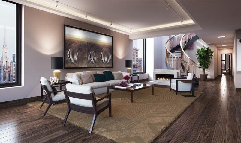 "Dicaprio Buys ""Green"" Village Condo"