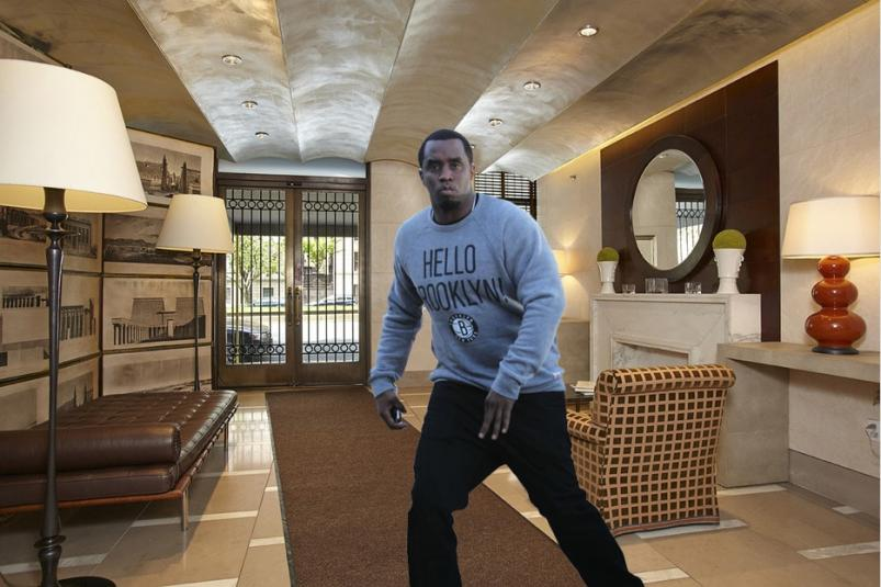 P. Diddy's Old Crib Is Up for Grabs at $30 Million