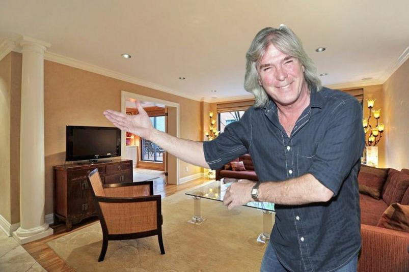 AC DC Bassist Clifford Williams sells NYC apartment