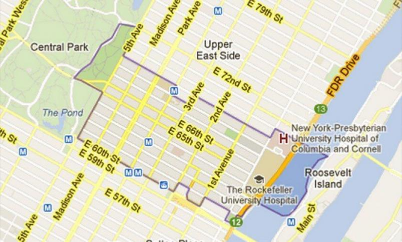 America\'s Most Expensive Zip Code is on Manhattan\'s Upper ...