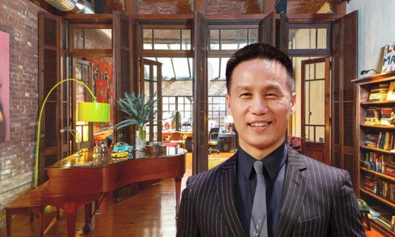Law and Order Star Wong Shows His NYC Apartment