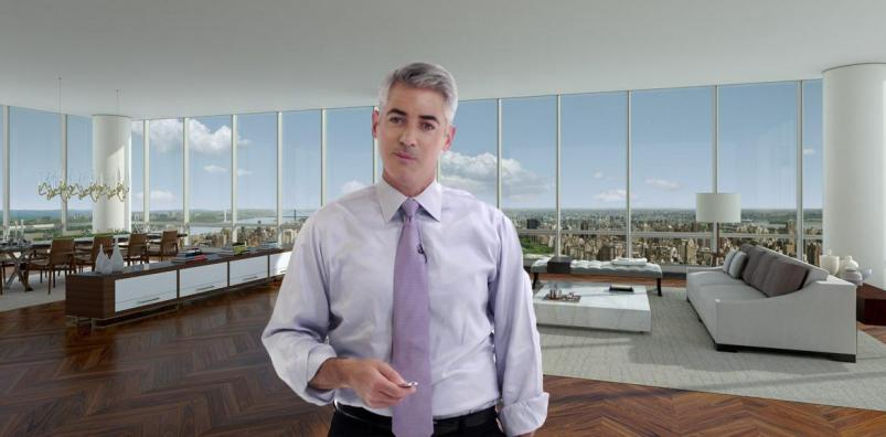 Bill Ackman and One57