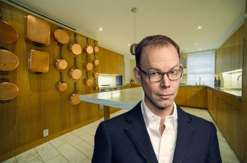 Chipotle Founder Steve Ells Lists $16.5M NYC Townhouse