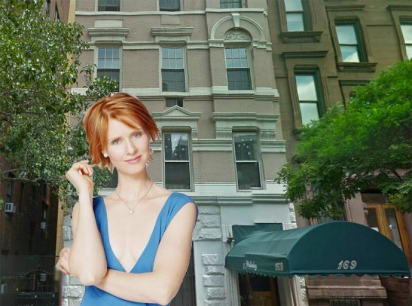 Sex and the City Star Cynthia Nixon Sells Co-op for $1.59M