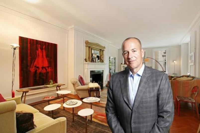 Glen T. Senk Sells 1060 Fifth Ave UES Pad