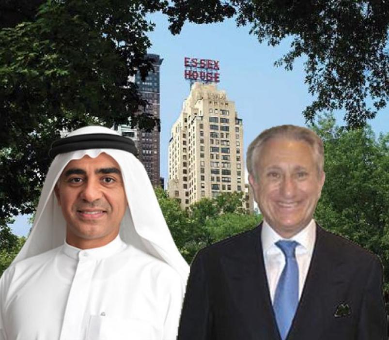 jumeirah essex house Dubai Investment CEO Strategic CEO