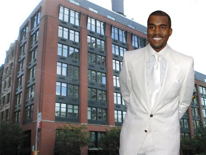 Kanye West New York Apartment Up for Sale!