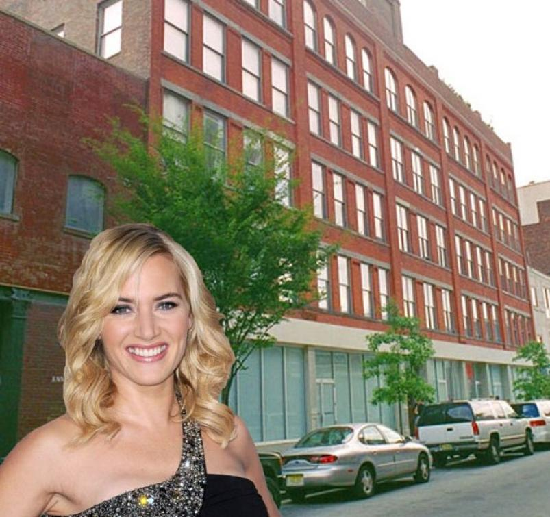 Kate Winslet gets NYC Chelsea apartment