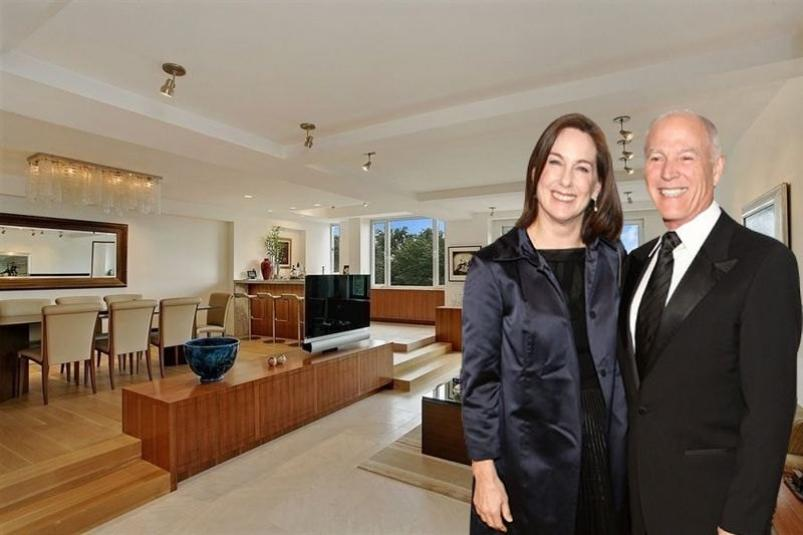 Kathleen Kennedy and Frank Marshall Sell 120 Central Park South