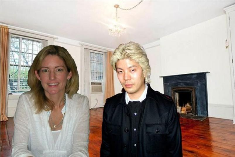Kathryn Stockett buys James Iha's NYC apartment