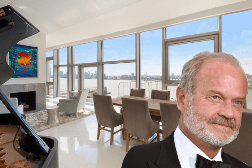 Kelsey Grammer Sells West Chelsea Luxury Pad