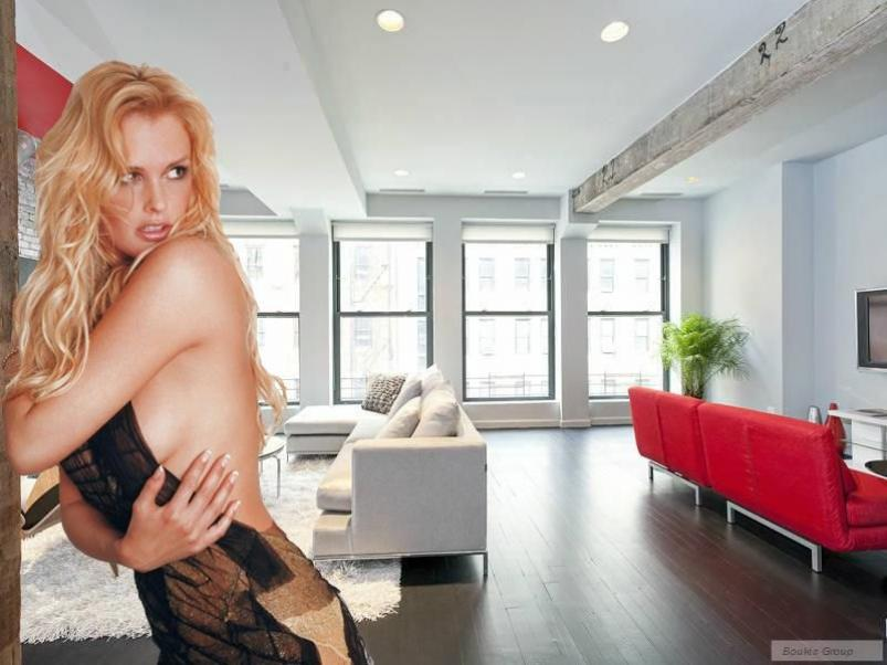 Kylie Bax Lists NYC Apartment