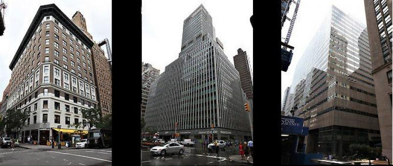 Lehman Brothers NYC Real Estate assets