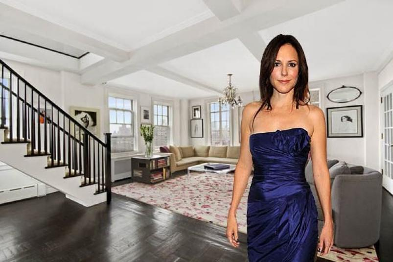 Mary-Louise Parker Duplex at 32 Washington Square West