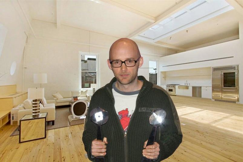 Moby sells his NY penthouse at 7 Bond Street
