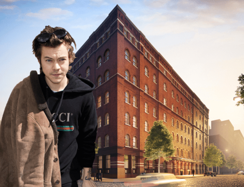Harry Styles Buys a Home in the Hottest Building in Tribeca