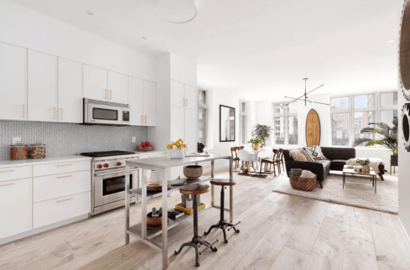 Ira Glass Condo Via Curbed