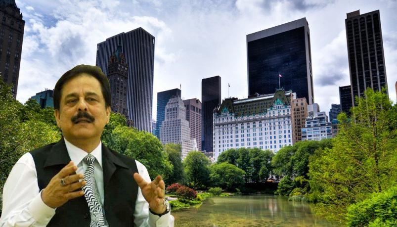 Subrata Roy's Sahara India Pariwar buys Manhattan's Plaza Hotel