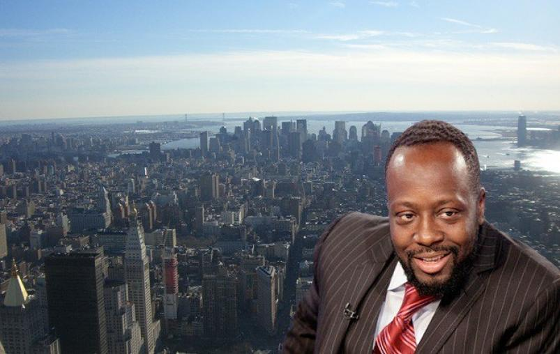 Wyclef Jean Announces The Refugee Lounge
