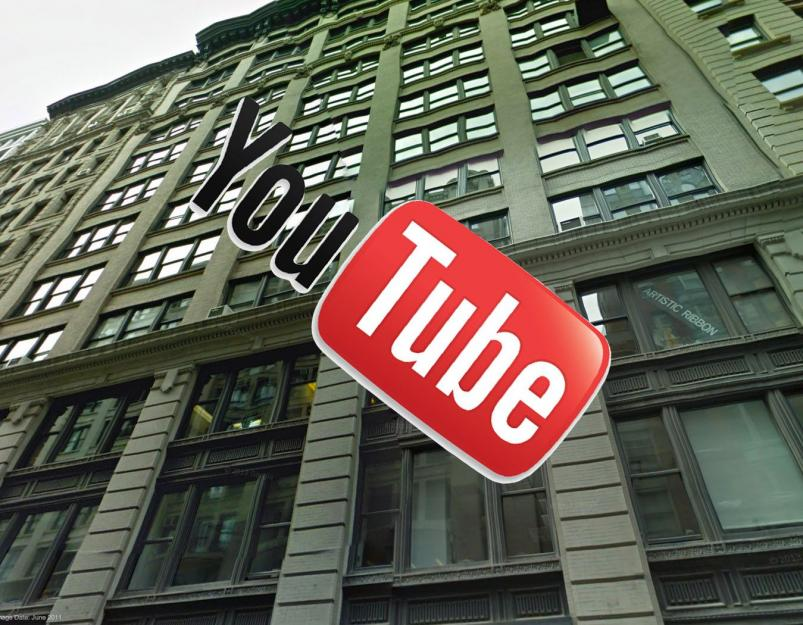 youtube office new york city
