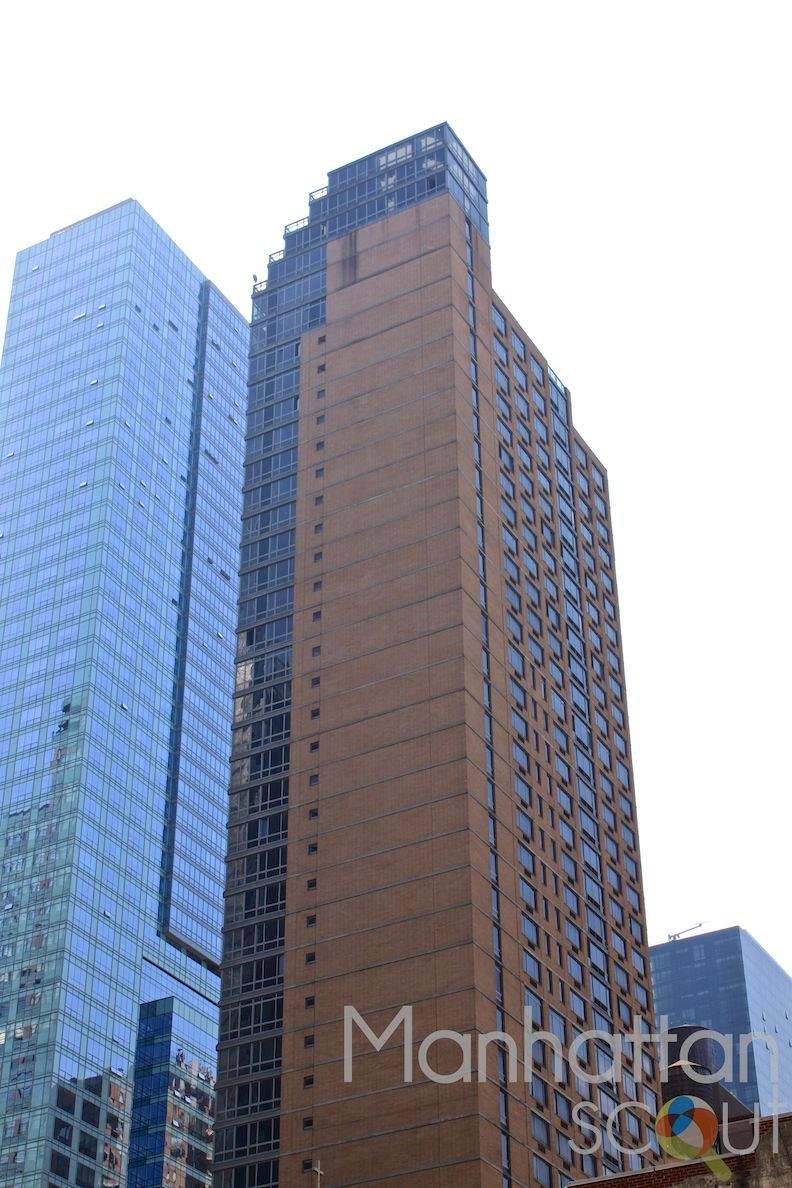 Ivy Tower At 350 West 43rd Street In Midtown West Luxury