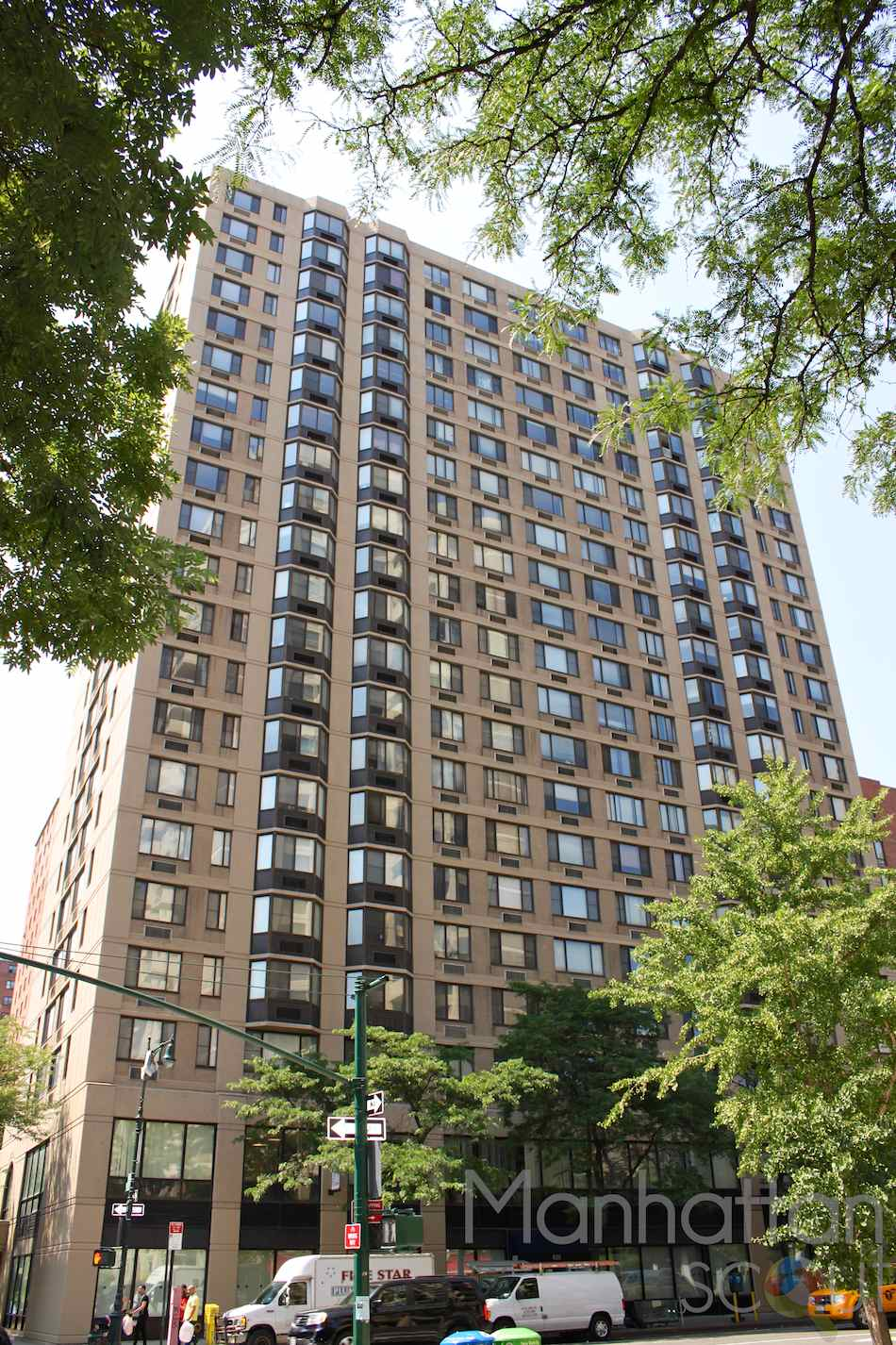 West Side Marquis Apartments Nyc