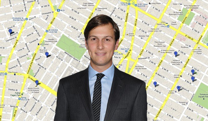 Seven Million Sign Ups >> J. Kushner Goes Building Shopping in NYC and Spends $58M | NY nesting News