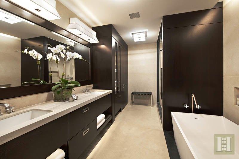 jeff gordon lists 15 central park west bathroom