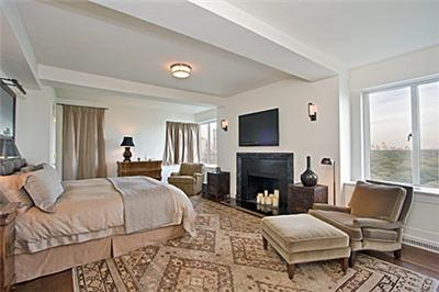 Lady Gaga And 40 Central Park South Nyc Bedroom 2