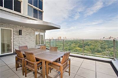 Lady gaga rents 22 000 a month new york apartment for New york central park apartments for sale